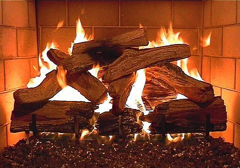 Wood Burning Fireplaces And Stoves Are Popular For They Provide Heat And  Create Ambiance.